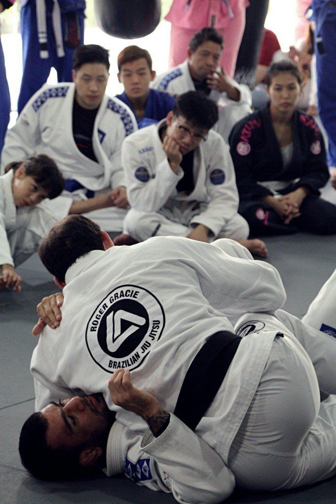 Brazilian Jiu-Jitsu black belts