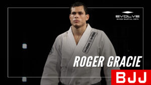 Roger Gracie, 10x BJJ World Champion