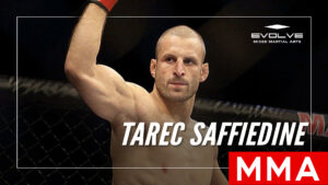 Tarec Saffiedine, Strikeforce World Champion