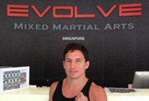 Joseph Benavidez, #1 Ranked UFC Contender