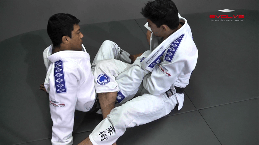 50/50 Guard Foot Lock