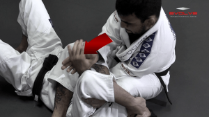 Arm Bar Finish Variation