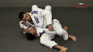 Arm Bar From Side Control Variation