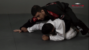 Arm Bar From Turtle Position