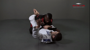 Arm Bar To Omoplata Transition