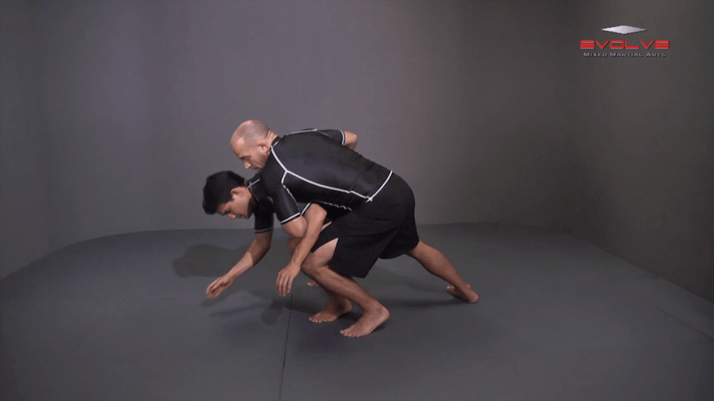 Arm Drag From Wrist Control