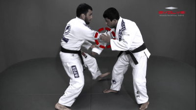 Arm Drag Takedown