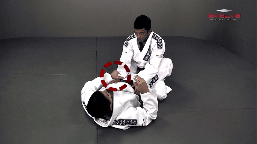 Arm Inside Armbar
