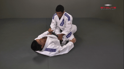 Arm Inside Sweep