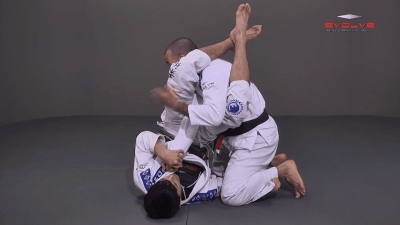 Arm Lock From Guard #2