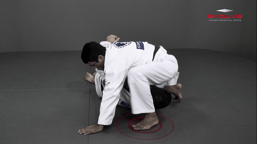 Armbar From Side Control