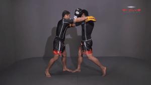 Attachai Fairtex: Block Punches To Up Elbow