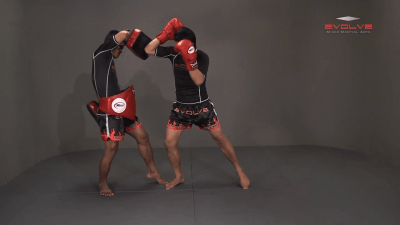 Attachai Fairtex: Jab, Fake, Up Elbow