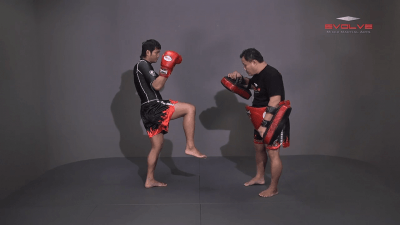 Attachai Fairtex: Jump Switch Knee