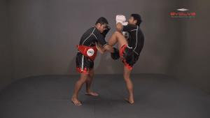 Attachai Fairtex: Push Kick To Counter Leg Catch