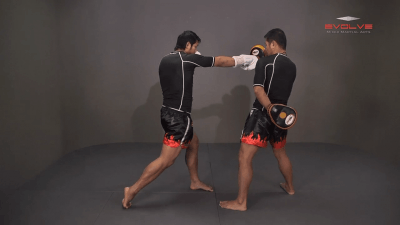 Attachai Fairtex: Switch Stance To Cross