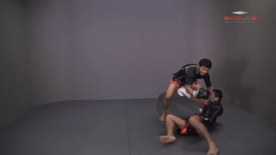 Attachai Fairtex: Takedown from Clinch