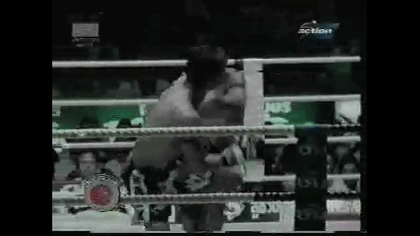 Attachai Fairtex vs. Samkor