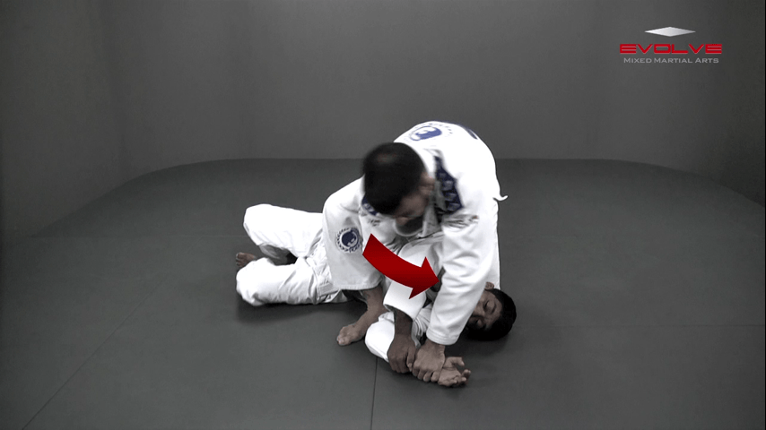 Attack From The Mount: Armbar