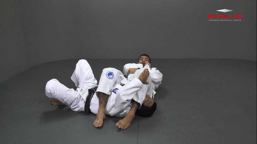 Attack From The Mount: Armbar Variation