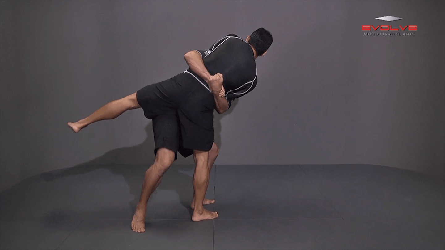 Bodylock To Inside Leg Finish
