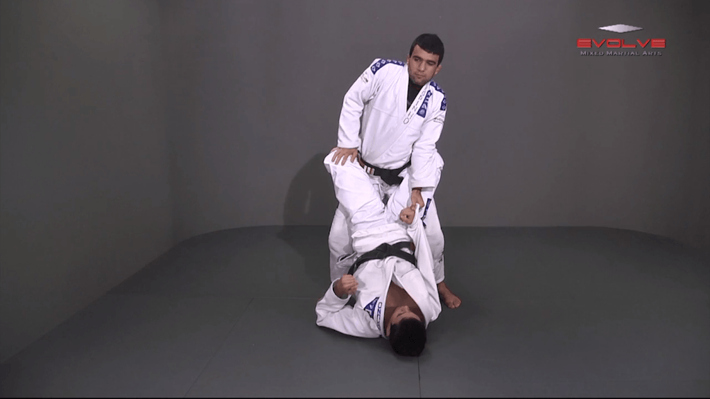 Break The Guard To Stand Up