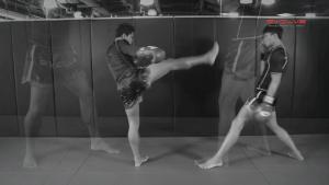 Chalee Sor Chaitamin: High Kick, Slide Push Kick