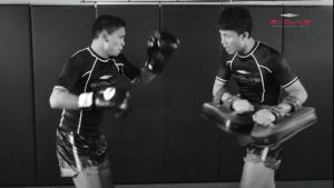 Chalee Sor Chaitamin: Right Cross, Jump Switch Knee