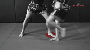 Chalee Sor Chaitamin: Turn Left, Left Elbow, Right High Kick