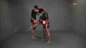 Chaowalith Jocky Gym: Push Kick x2, Fake, Turn, Knee