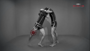 Clinch And Side Knee