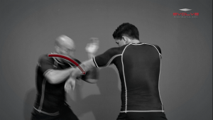 Clinch Position From Opponent's Jab