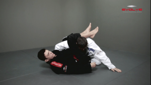 Collar Choke From Armbar