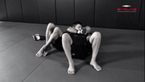 Crucifix Transition To Top Turtle Position