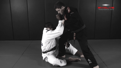 De La Riva Escape To Back Control