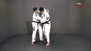 Defense Against Double Lapel Grab