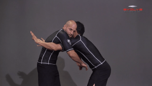 Defense Against Double Under Bodylock