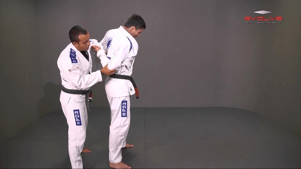 Defense Against Single Hand Label Grip