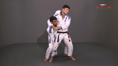 Defense Against Standing Side Headlock