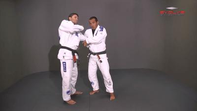 Defense Against The Shoulder Grab