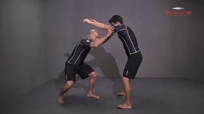 Double Leg Basic Setup Elbow Pop