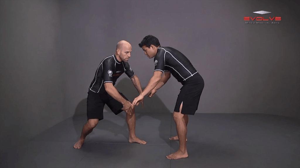 Double Leg Basic Setup Wrist Snap