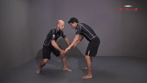 Double Leg Basic Setup Wrist Snap
