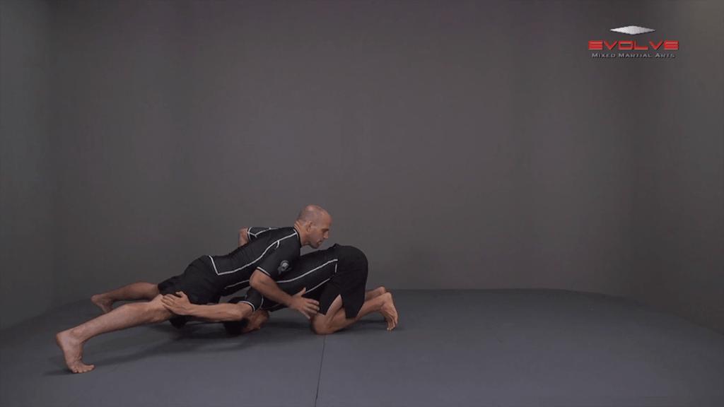 Double Leg Defense