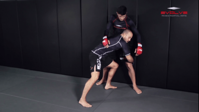 Double Leg To Single Leg & Dump Finish