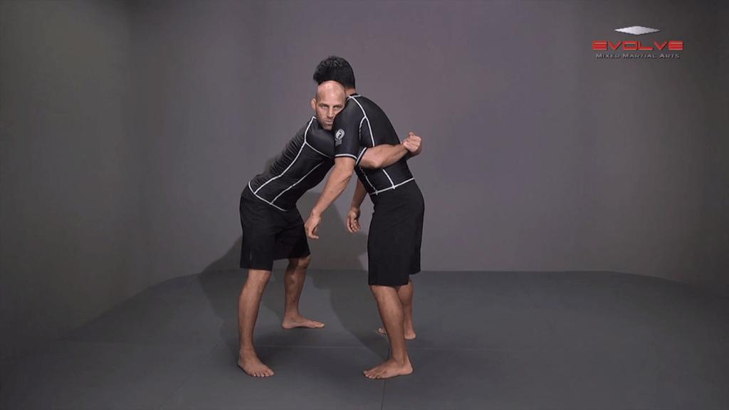 Double Underhook Control