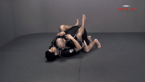 Double Underhook To Inside Trip