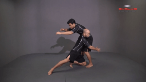 Drill Double Leg Penetration