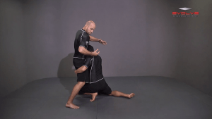 Drill Double Leg Takedown Defense