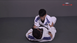 Elbow Escape From Side Control